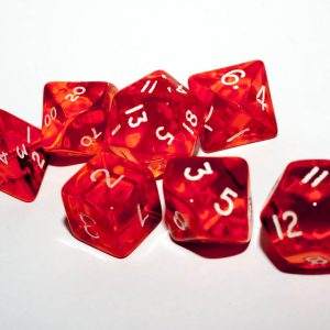 Poly Dice Sets Gem