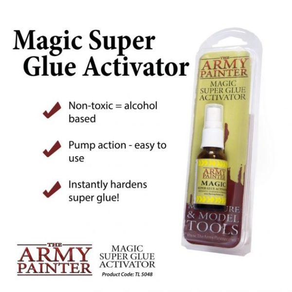 Army Painter Magic Superglue Activator