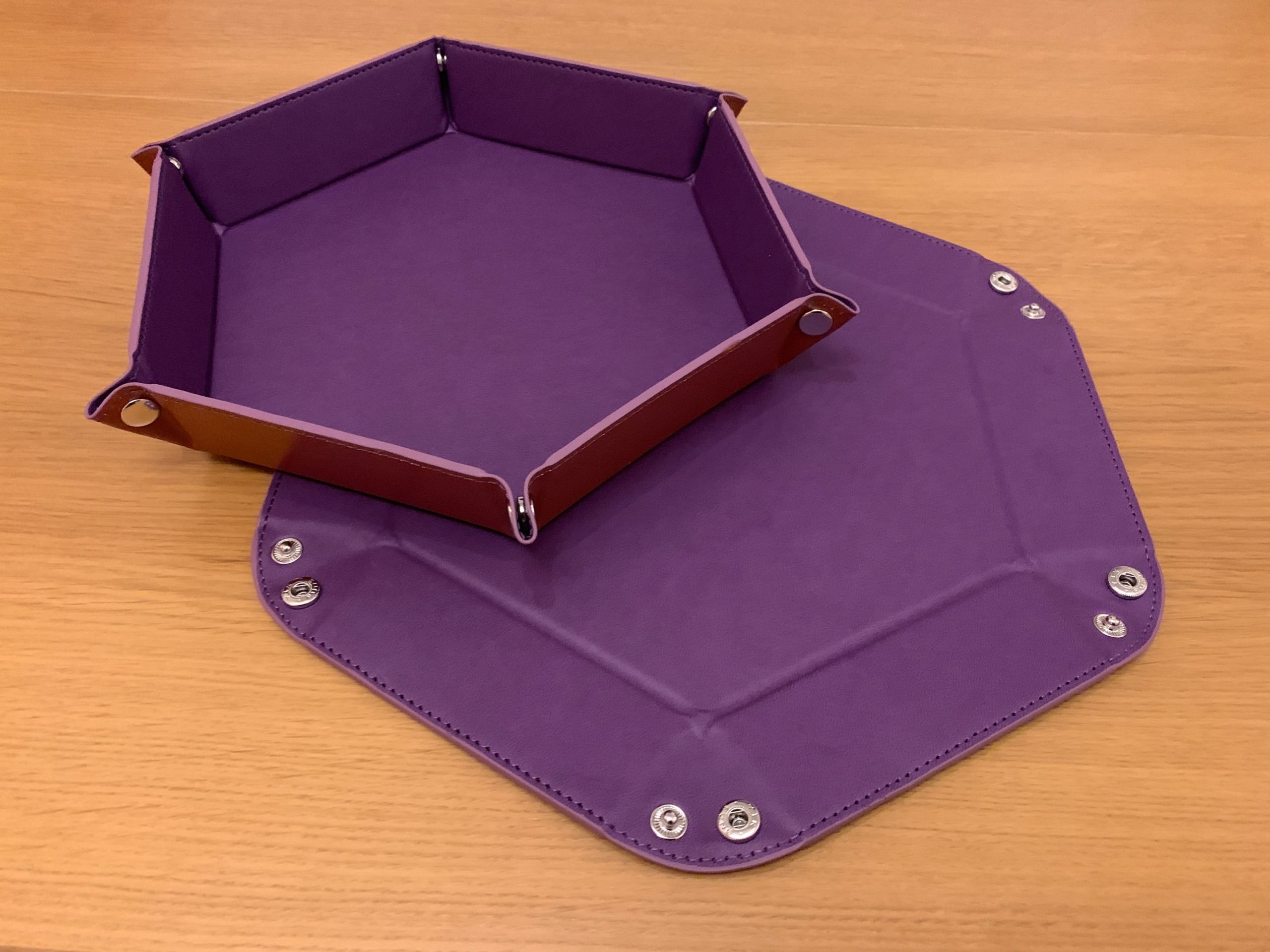 Hexagon Dice Tray