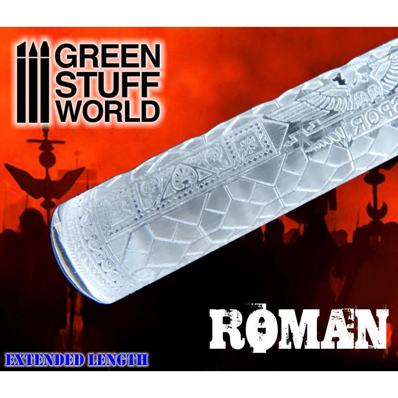 Green Stuff World Roman Rolling Pin