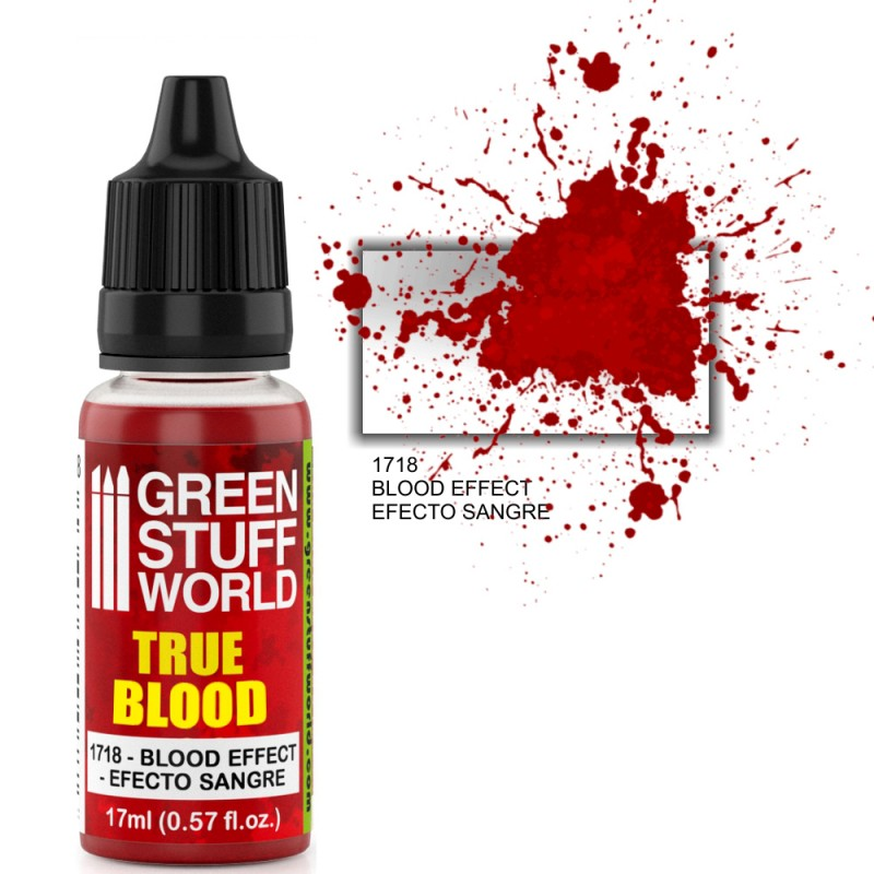 Green Stuff World True Blood effect