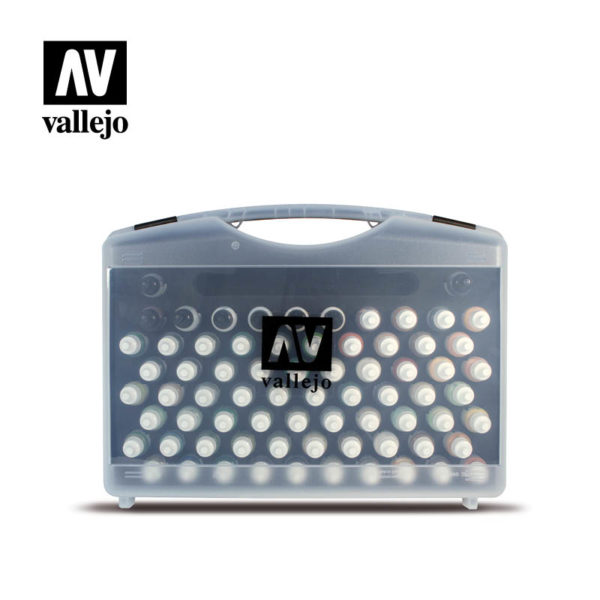 Vallejo Model Color Case