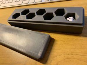 3D Printed Dice box