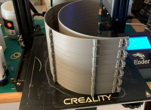 COVID-19 PPE Production - face masks 3D printed