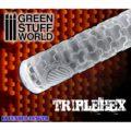 Green Stuff World Triple Hex Rolling Pin
