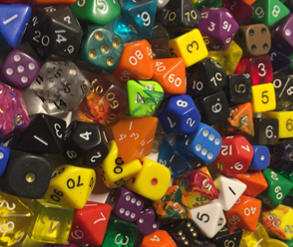 Featured Category - Dice D6