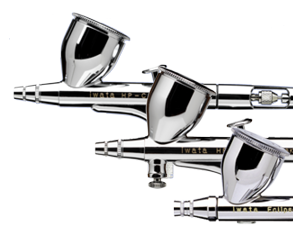 Bow and Blade Airbrushes