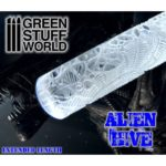 Green Stuff World Alien Hive Textured Rolling Pin