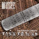 Green Stuff World Rolling Pin Tank Tracks