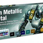 Vallejo Game Color None Metallic Metals VAL72212