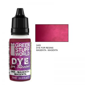 Green Stuff World Magenta Resin Dye