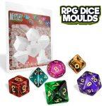 Green Stuff World RPG Dice Moulds
